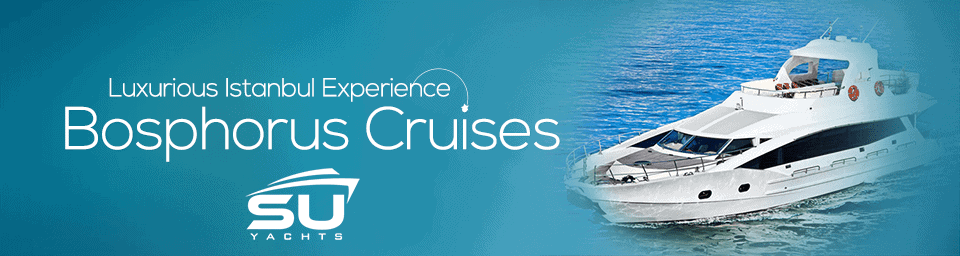 Private Bosphorus Yacht Cruise Banner