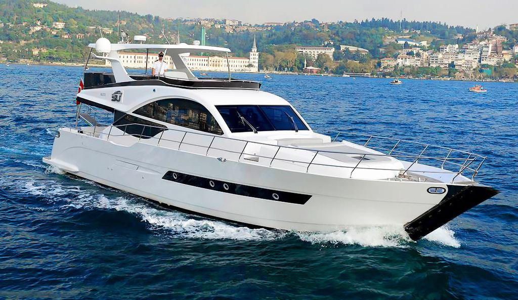 Su Prestige Tekne Kiralama